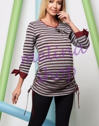 تونیک راه راه بافت بارداری Code B577-1