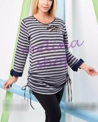 تونیک راه راه بافت بارداری Code B577-2