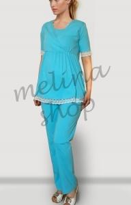 لباس خواب بارداری و شیردهی Code SW222-1