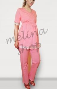 لباس خواب بارداری و شیردهی Code SW222