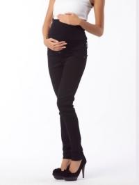 شلوار بارداری جین مشکی TR135