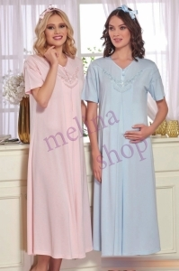 پیراهن خواب ویسکوز بارداری و شیردهی Code SW214